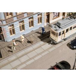 Auhagen 41617 - Płyty betonowe do torowiska