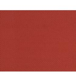 Auhagen 52412 - Płytka dekoracyjna z polistyrenu: czerwona cegła