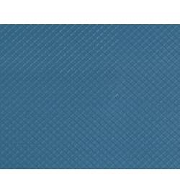 Auhagen 52414 - Płytka dekoracyjna z polistyrenu: dachówka karo ciemna