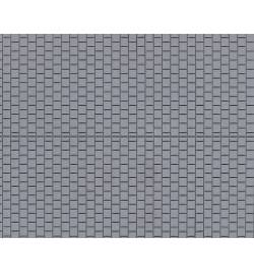 Auhagen 52423 - 1 Dekorplatte Fußsteig grau lose
