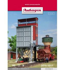 Auhagen 99614 - Katalog Nr. 14 mit Neuheiten 2017