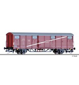 Tillig 17171 - Wagon towarowy kryty Glmms DR, Ep. III, skala TT