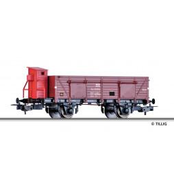 Tillig 76697 - Wagon towarowy odkryty Kzn MAV, Ep. III