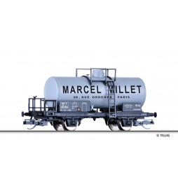 "Tillig 95853 - Cysterna SCw ""Marcel Millet"" SNCF, Ep. III"
