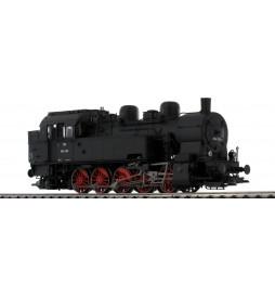 ESU 31105 - Parowóz Rh 694 1266 ÖBB (T16.1), Ep III, czarna, LokSound z dynamicznym generatorem dymu, Skala H0, DC/AC