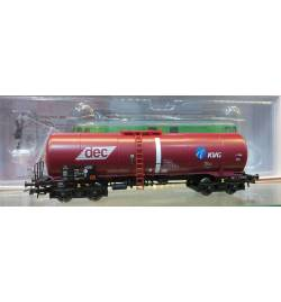 Roco 76697 - Wagon cysterna Zas PKP DEC KVG ep.V