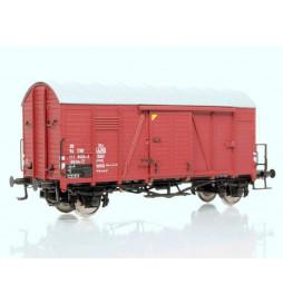 Exact-train EX20236 - Wagon towarowy CSD Oppeln mit Bremserbühne (Blechdach) Epoche 4