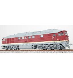 Lokomotywa spalinowa, BR 232, 232 571, DB, Ep VI, czerwona, LokSound, Generator dymu, Skala H0, DC/AC - ESU 31160
