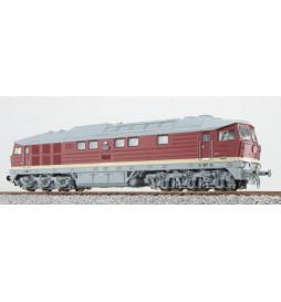 ESU 31163 - Spalinowóz Ludmiła 132 547, DR, bordowy, Ep IV, LokSound, Generator dymu, Skala H0, DC/AC