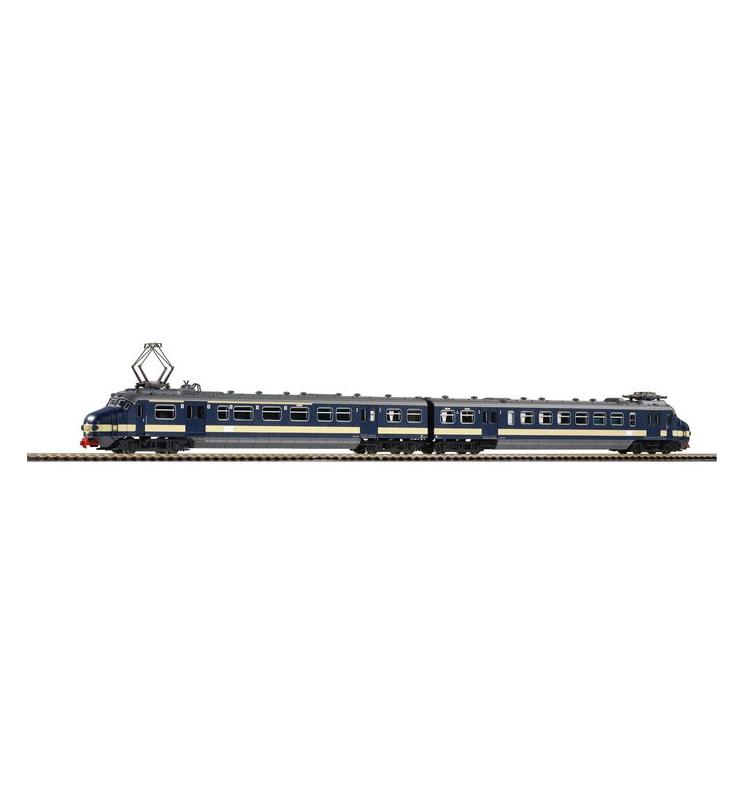 ~El.Zesp.Trak. Benelux NS 220901 III + lastg.Dec. - Piko 57371