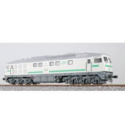 ESU 31167 - Spalinowóz Ludmiła W 232-09, ITL, srebrny, Ep VI, LokSound, Generator dymu, Skala H0, DC/AC