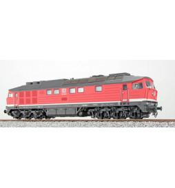 ESU 31169 - Spalinowóz Ludmiła 232 204, DB, czerwony, Ep V, LokSound, Generator dymu, Skala H0, DC/AC