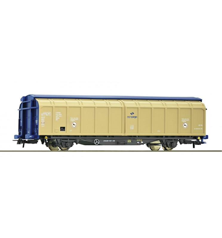 Roco 76875 - Wagon z rozsuwanymi ścianami PKP Cargo