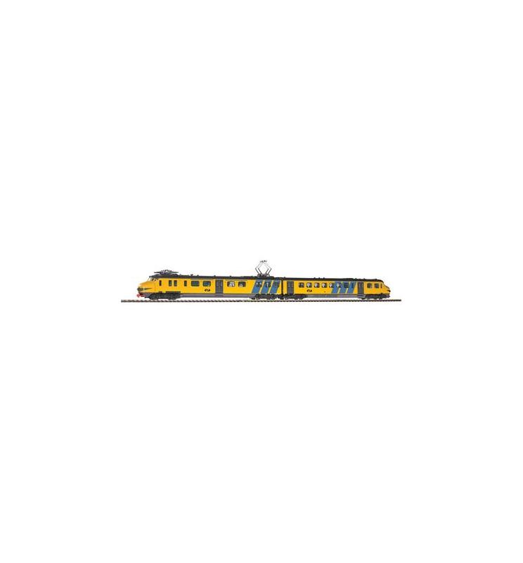 El.Zesp.Trak. NS III (żółto/niebieska) - Piko 57522