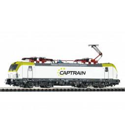 Elektrowóz Vectron 193 Captrain VI, cztery pantografy - Piko 59982