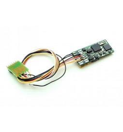 Uhlenbrock 33110 - Dekoder dźwięku i jazdy Uhlenbrock IntelliSound 3 DCC 8-pin z przewodami