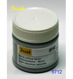 POLAK 5712 FARBA BETON 50ML.