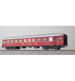 Wagon pasażerski, H0, DRG, II, BC4i-37/39, 33671-Mü, zielony z ciemnoszarym dachem, Ep II, DC - ESU 36146