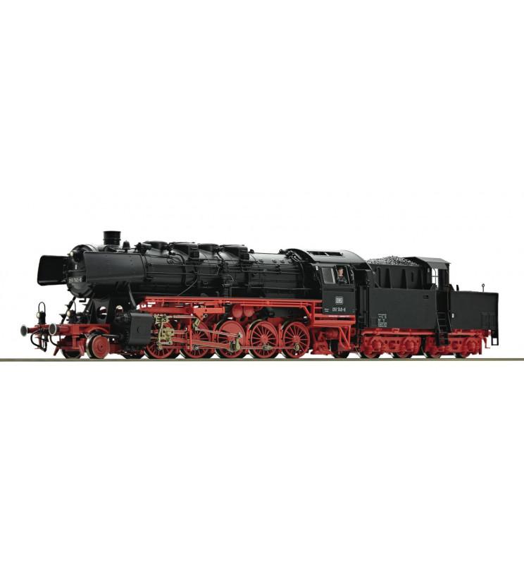 Roco 72142 - Parowóz 051 745-8, DB z tendrem kabinowym