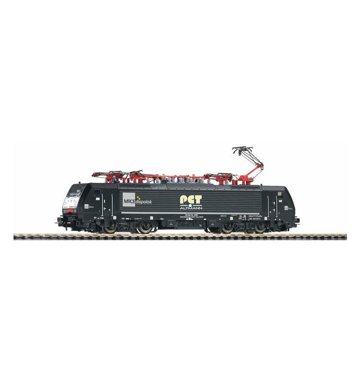 ~Elektrow.BR 189 PCT Altmann VI + lastg.Dec. - Piko 57852