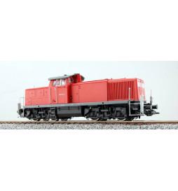 ESU 31232 - Lokomotywa spalinowa, 294 074, DB, Ep V, czerwona, LokSound, Generator dymu, Skala H0, DC/AC