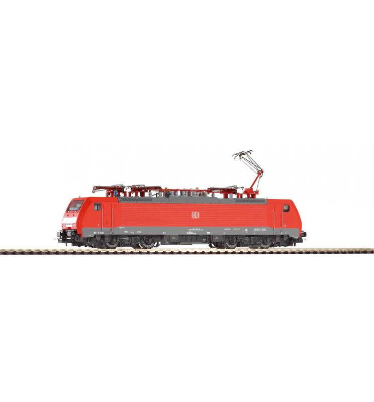 "~Elektrow.BR 189 ""Holland Latz"" DB AG VI + lastg.Dec. - Piko 57856"
