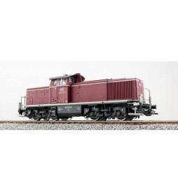 ESU 31233 - Lokomotywa spalinowa, 290 048, DB, Ep IV, ciemnaczerwona, LokSound, Generator dymu, Skala H0, DC/AC