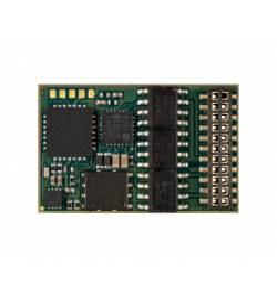 D&H SD21A-4 - Dekoder jazdy i dźwięku DCC/SX/MM 21MTC 21-pin