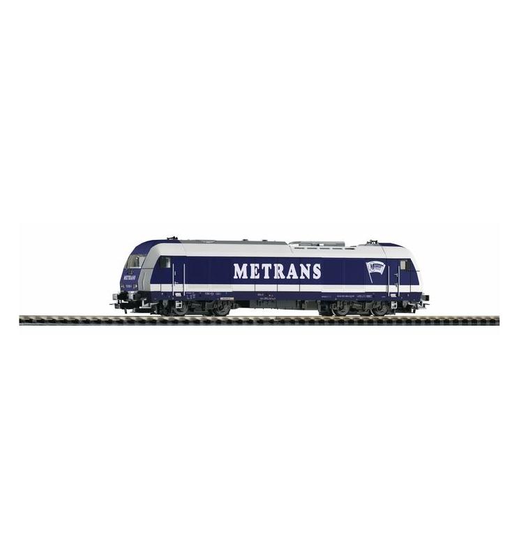 ~Spalinow.Herkules 761 Metrans VI + lastg.Dec. - Piko 57884