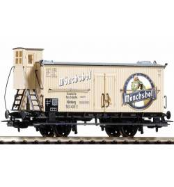 Piko 54717 - Wagon kryty do piwa, Monchshof DRG II