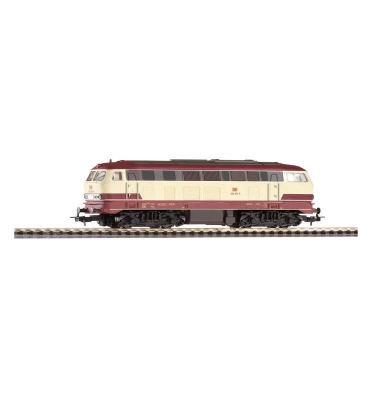 Spalinow.BR 218 105 DB AG V - Piko 57900