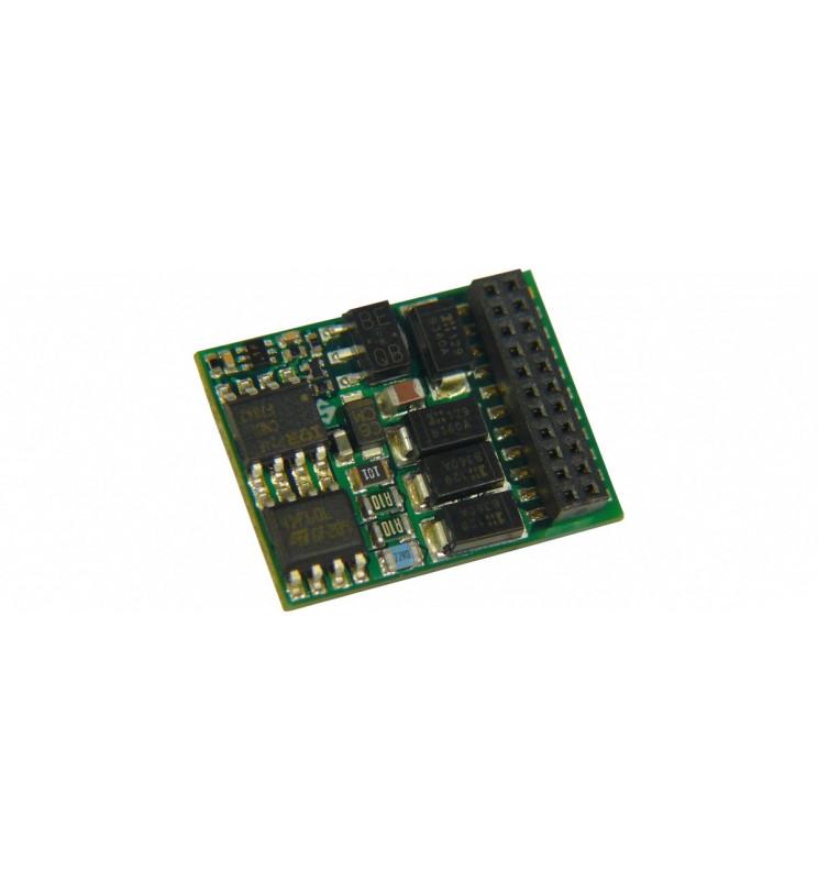 Dekoder jazdy i oświetlenia Zimo MX634C DCC 21-pin Marklin-Trix