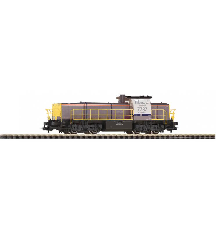 ~Spalinow.G 1700 B-Technics Colorado B VI + lastg. Dec. - Piko 59071