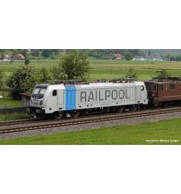 ~Elektrowóz z dekoderem dźwiękowym BR 187 Railpool VI lastMile - Piko 51565