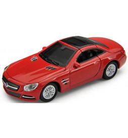 Vollmer 41640 - H0 Mercedes-Benz 500 SL 2012, red, finished model
