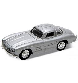 Vollmer 41655 - H0 Mercedes-Benz 300 SL, silver, finished model