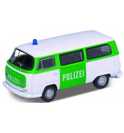 Vollmer 41680 - H0 Samochód VW Bus T2 1972, Policja
