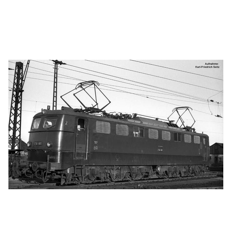 Elektrow.z dek. E50 grün DB III - Piko 51644