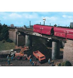 Vollmer 44011 - H0 Platforma rozładunkowa