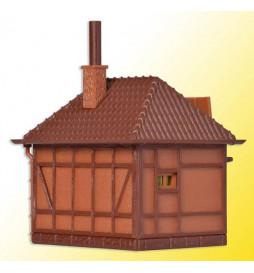 Vollmer 45140 - H0 Kiosk Bratwurst Maxe