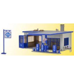 Vollmer 45156 - H0 Stacja benzynowa ARAL