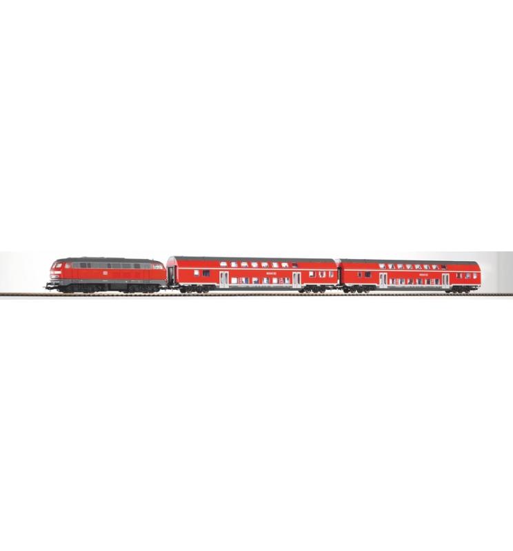 Zestaw Startowy osobowy Piętrowy DB Regio - Piko 57150