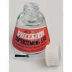 Vollmer 46016 - Vollmer Super cement S 30, 25 ml