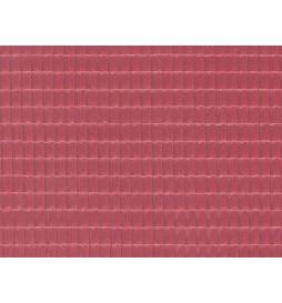 Vollmer 46032 - H0 Roof panels flat roof tile of plastic,