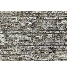 Vollmer 46035 - H0 Wall plate cut stone of cardboard, 25 x 12,5 cm