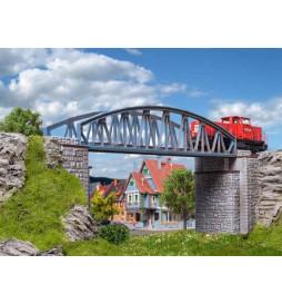 Vollmer 47302 - N Steel arch bridge, straight
