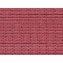 Vollmer 47349 - N Roof panel brick of plastic, 14,9 x 10,9 cm.