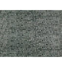 Vollmer 47360 - N Wall plate cobblestone of cardboard,