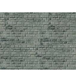 Vollmer 47369 - N Wall plate porphyr of cardboard, 25 x 12,5 cm,