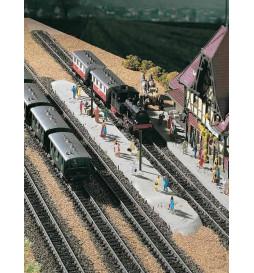 Vollmer 47528 - N Platform Neuffen